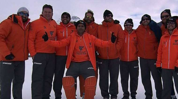 Ice Cricket: Jacques Kallis 90* helps Afridi Royals beat Sehwag Diamonds 2-0