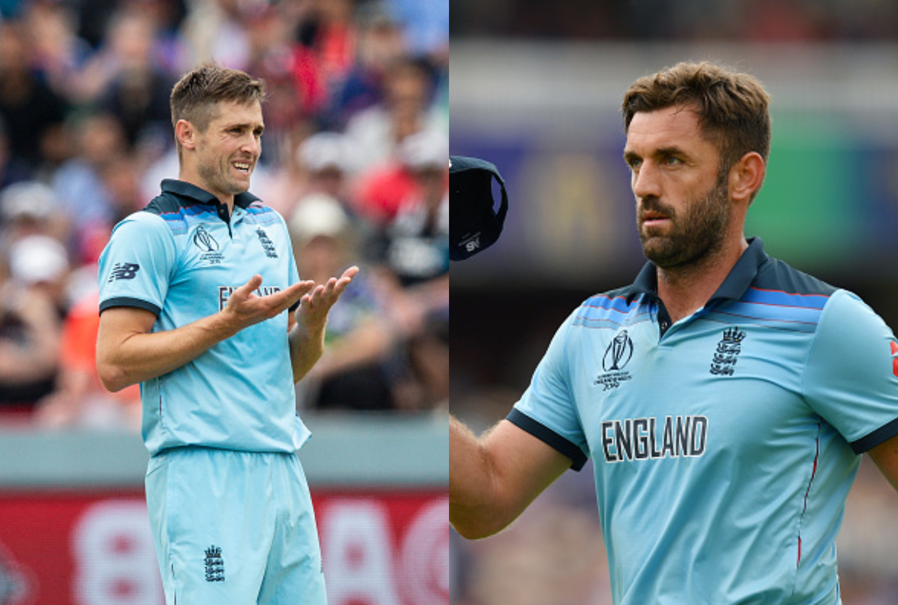 Both Woakes and Plunkett picked three wickets each | Getty