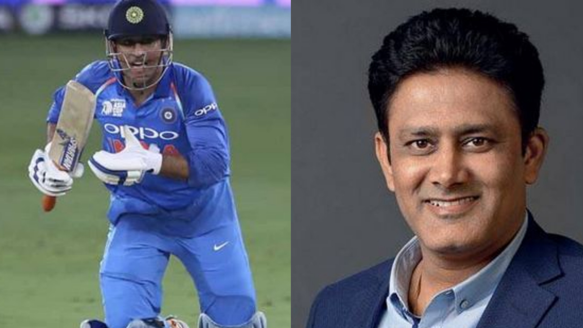 AUS v IND 2018-19: Anil Kumble says MS Dhoni needs to keep playing games to get his confidence back