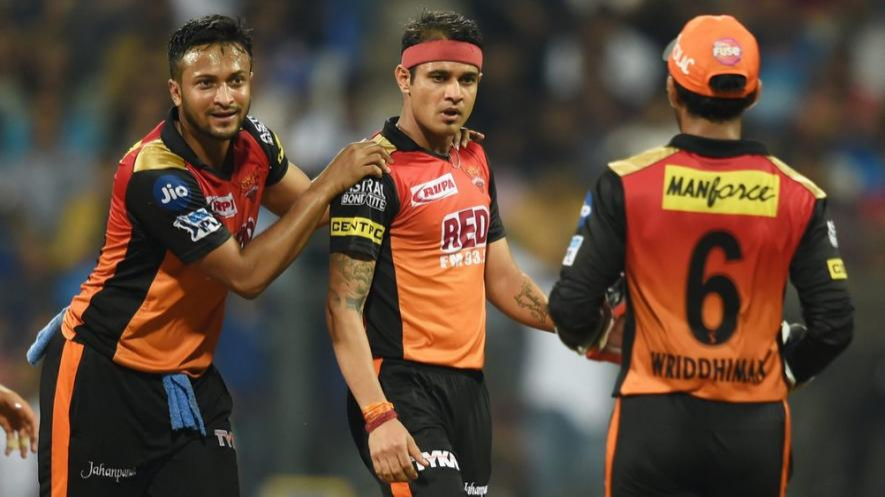 IPL 2018 : Match 25 , SRH vs KXIP - Statistical Highlights