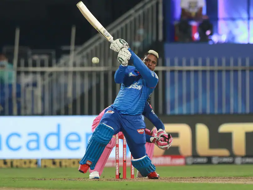 Shimron Hetmyer is a part of DC squad for IPL 2021   BCCI/IPL