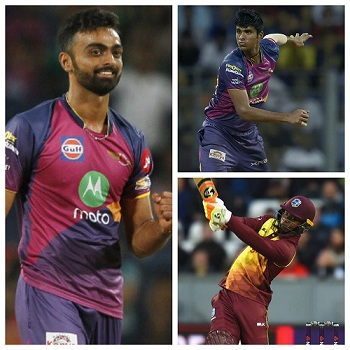IPL 2018: Evin Lewis finds a team; Washington Sundar, Jaydev Unadkat break banks on Day 2 of the auction