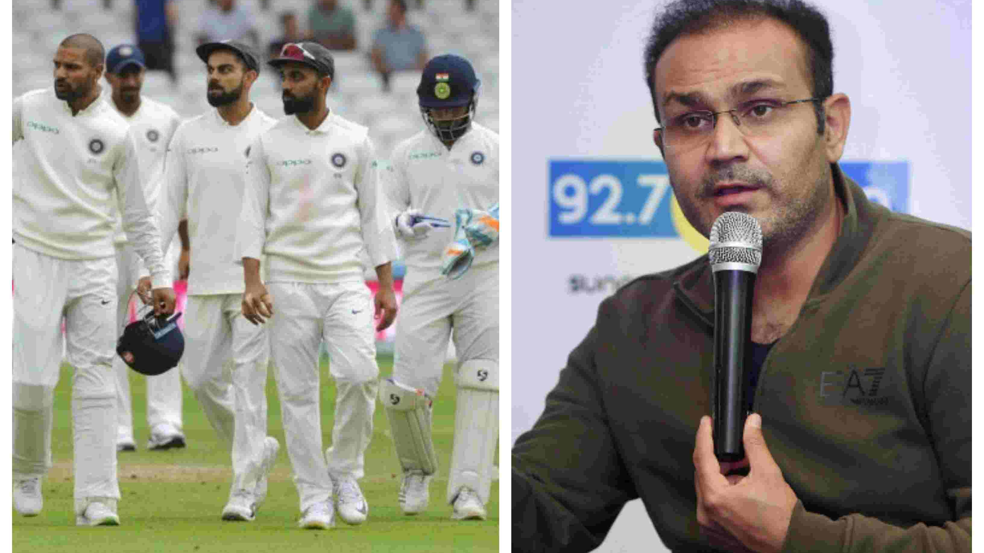 ENG v IND 2018: Team India need to walk the talk on overseas tours, says Virender Sehwag