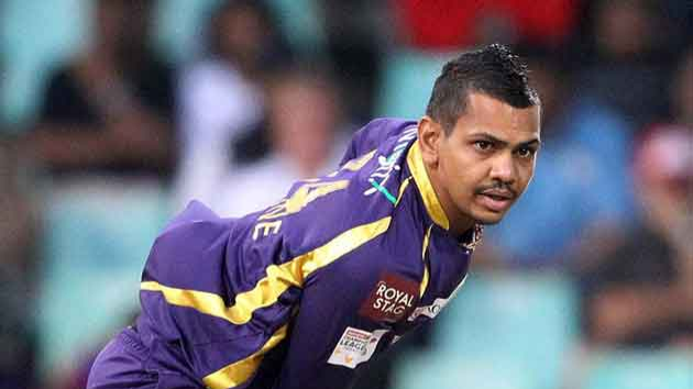 Sunil Narine reported for suspect bowling action