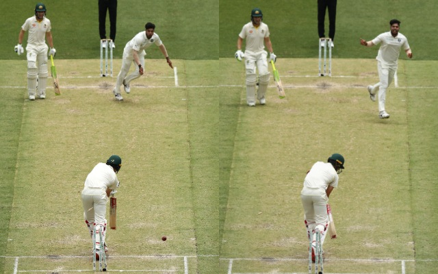 Umesh Yadav bowled out Pat Cummins in Perth | Getty Images