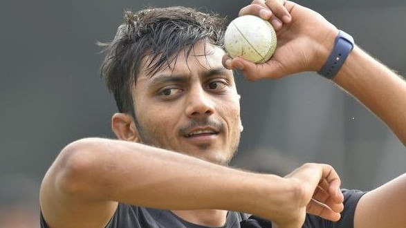 Akshar Patel registers career-best bowling figures in first-class cricket for Durham
