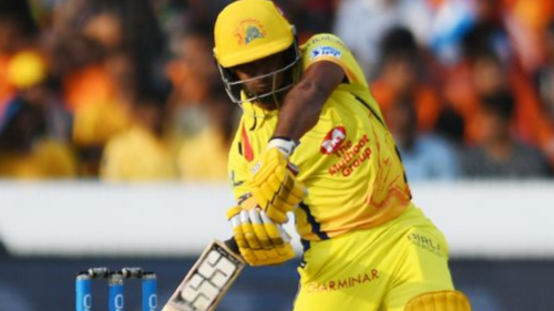 IPL 2018: Match 20 – SRH v CSK – Rayudu, Chahar star as CSK beat SRH in a thriller; Williamson scored 84