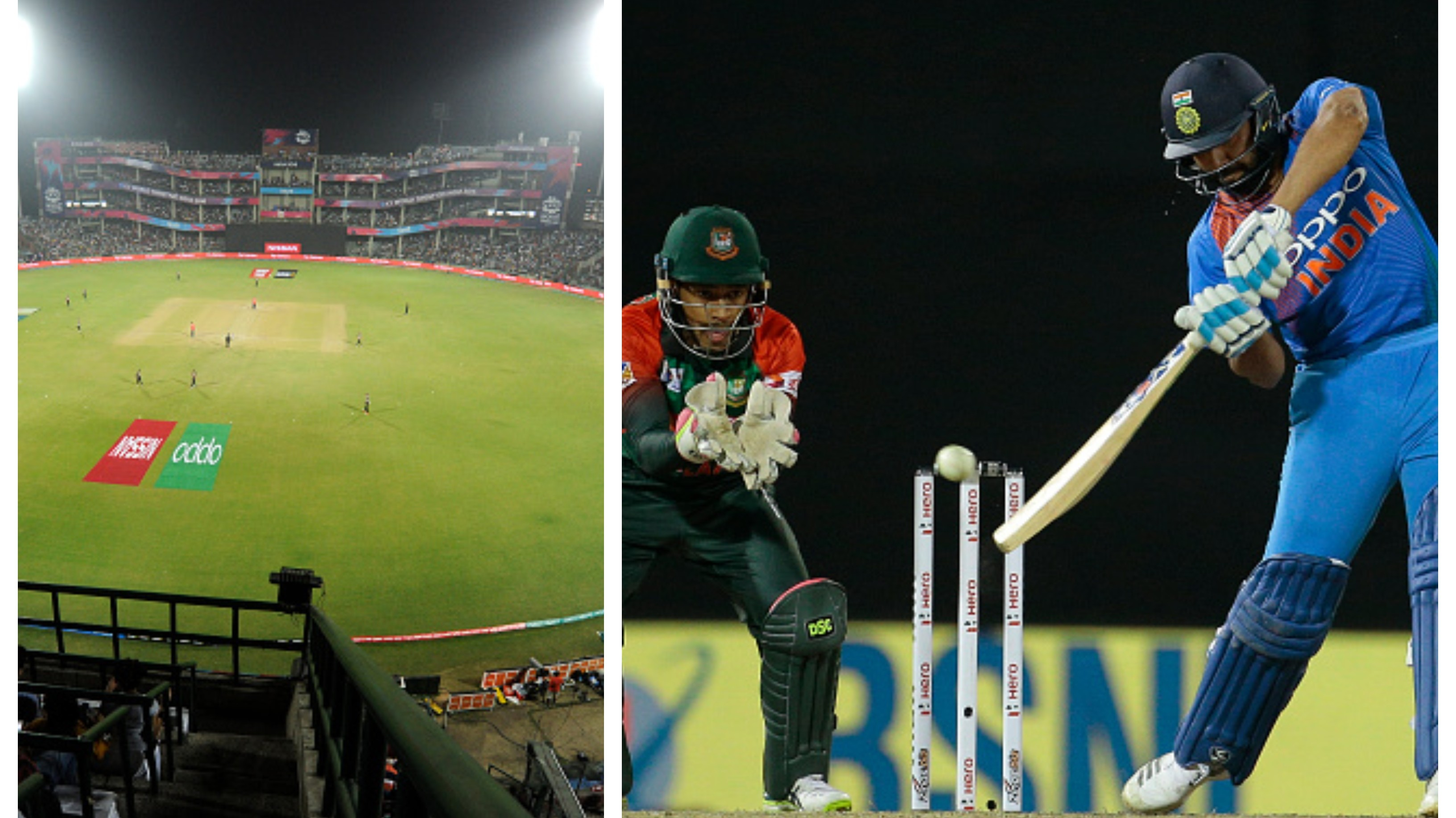 IND v BAN 2019: Delhi to host first T20I between India and Bangladesh despite poor air quality