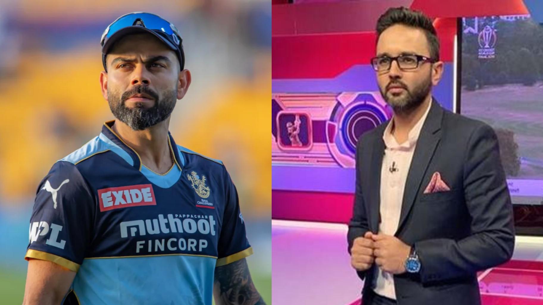 IPL 2021: He'd have hit those balls for boundaries in his prime form- Parthiv analyzes Kohli's knock vs KKR