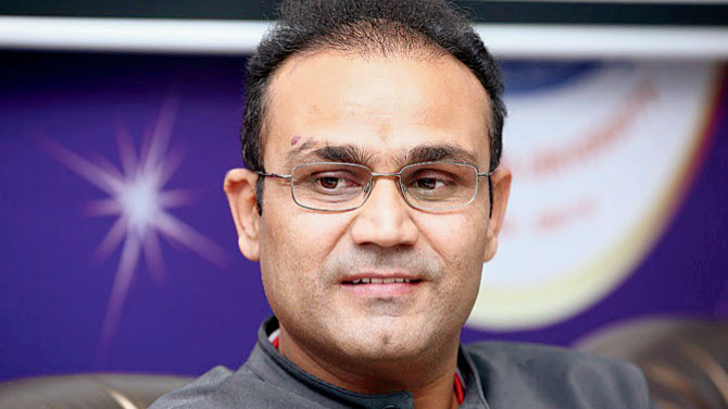 IRE v IND 2018: Virender Sehwag advices India to not take Ireland lightly in two T20Is
