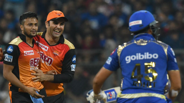 IPL 2018 : Match 23 , MI vs SRH - Statistical Highlights