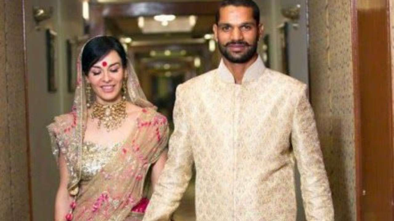 Dhawan and Aesha had tied the knot in 2012 | Facebook