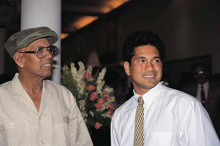 Sachin Tendulkar says coaches are like parents; speaks about his coach Ramakant Achrekar