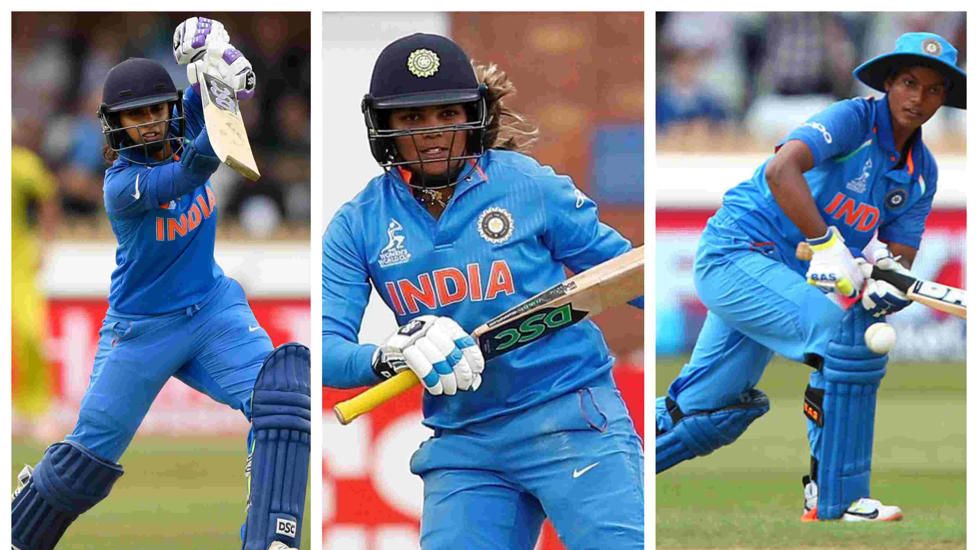 Mithali, Veda, Deepti to captain teams in the upcoming Women's T20 Challenger Trophy