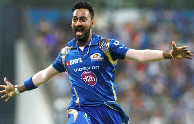 Krunal Pandya was recently called up for the Indian Team against England in the T20I series | AFP