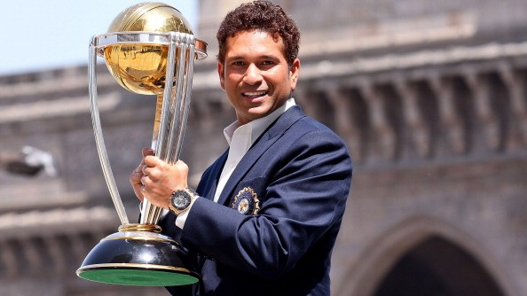 WATCH: Sachin Tendulkar relives the best moment of his stellar cricket career