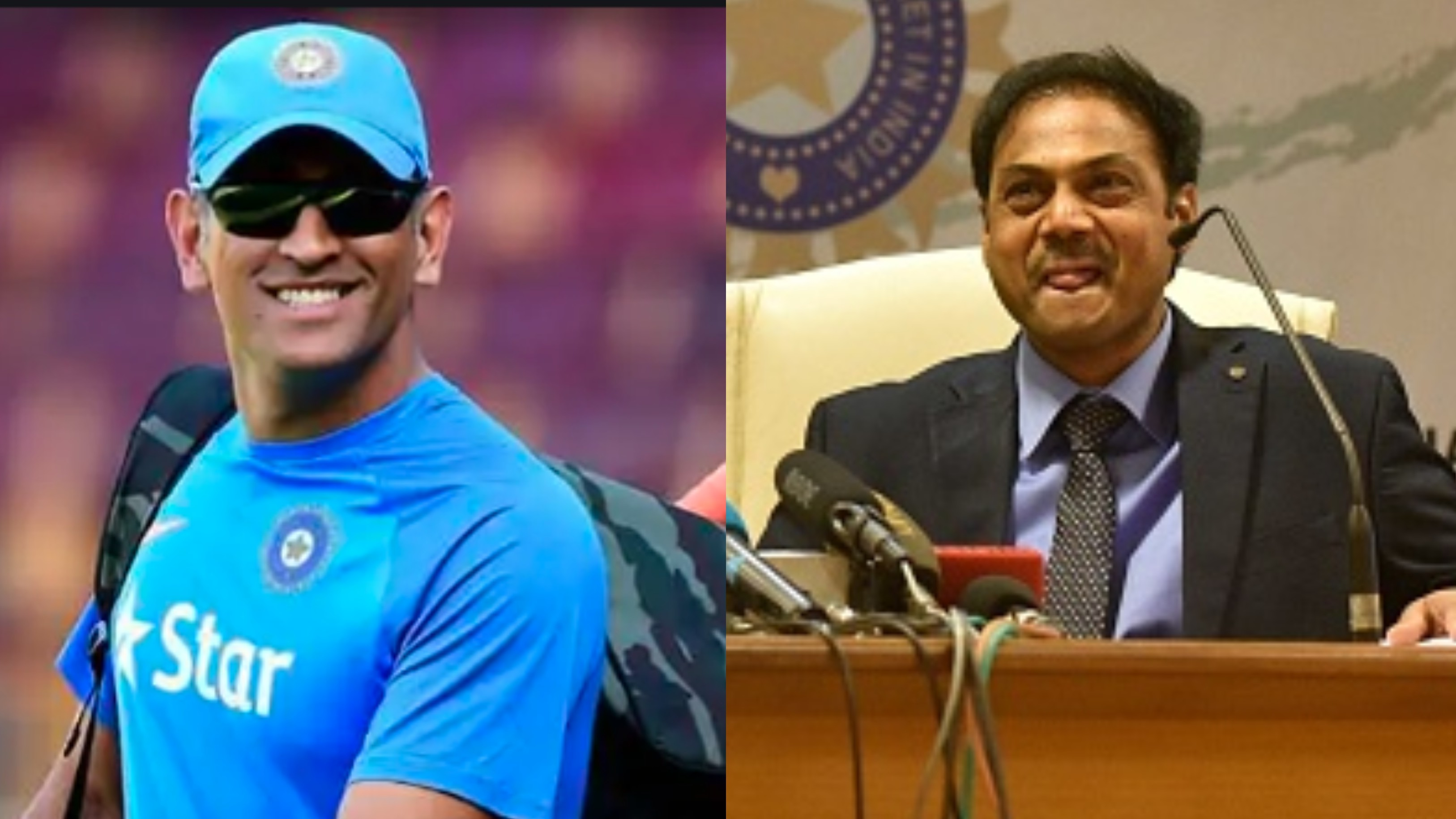 MSD fan MSK Prasad waiting for Dhoni's return to action in IPL 2020