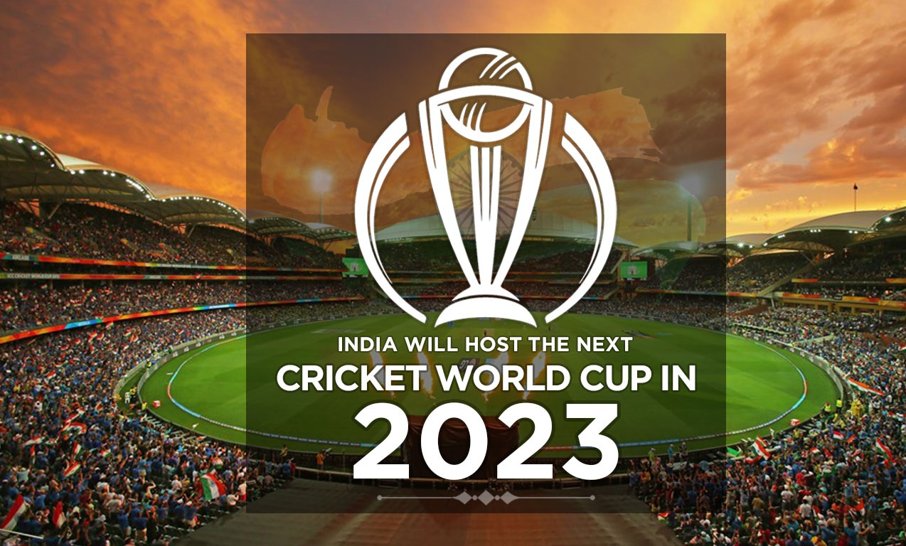 India will host the 2023 World Cup