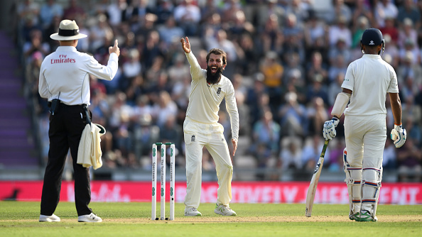 Moeen Ali picked 5/63 on his return to the England side | Getty