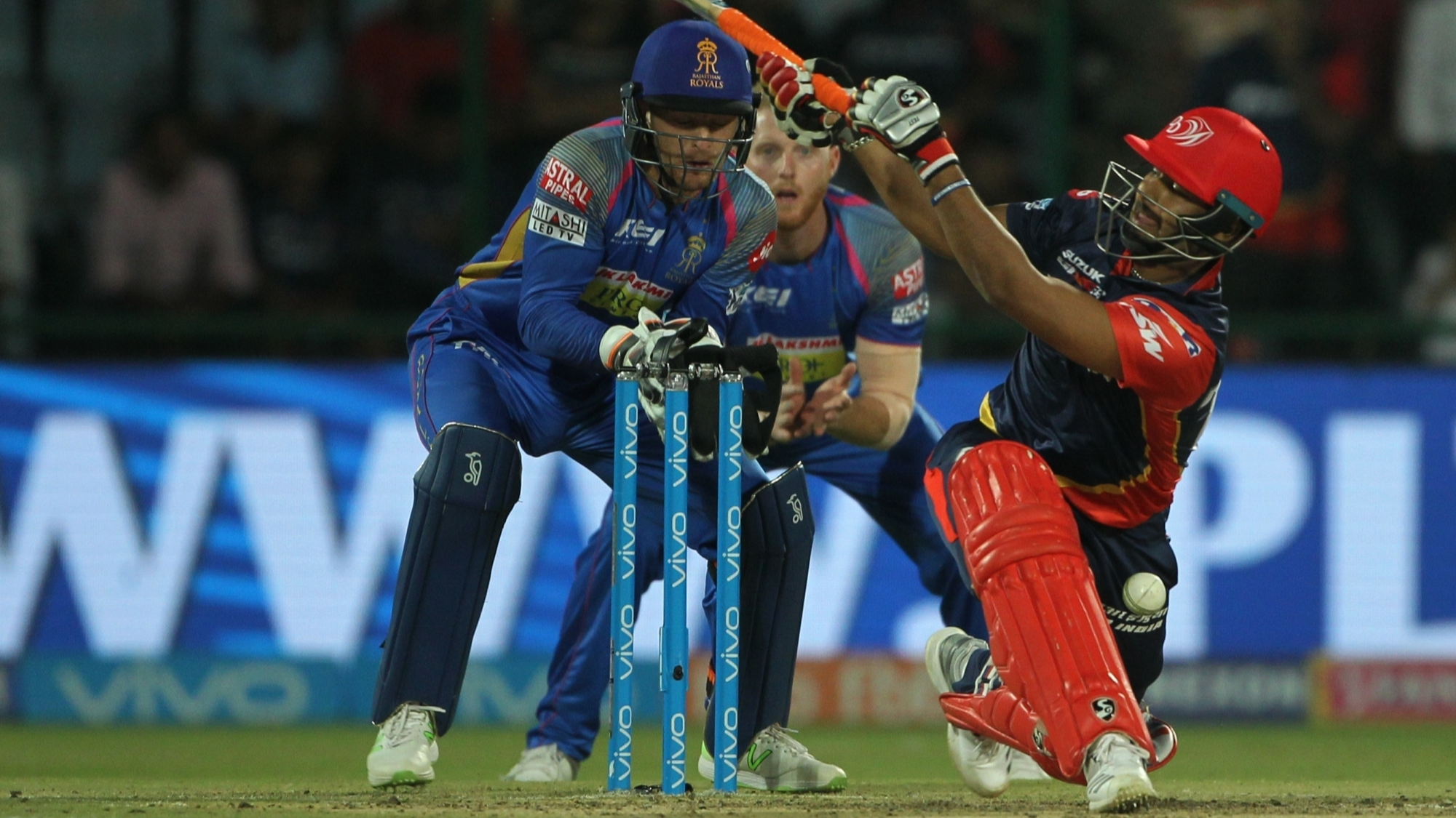 IPL 2018: Twitterati in awe as Pant, Iyer and Shaw demolish RR attack to score 196