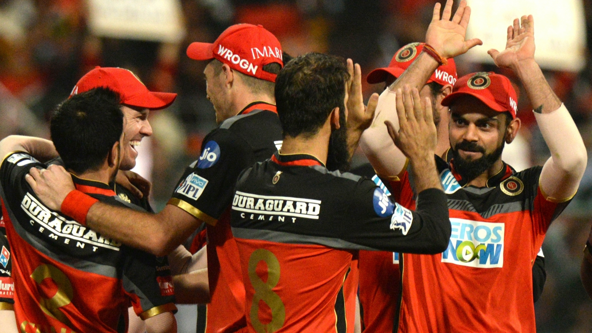 IPL 2018: Virat Kohli hails his bowlers for maintaining the composure against SRH