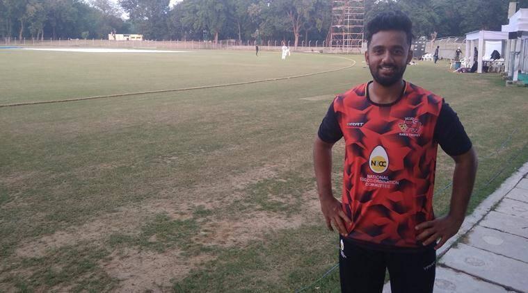 Shams Mulani named Mumbai captain for Oman tour   Express Photo