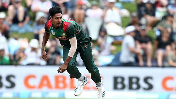 CWC 2019: Mustafizur Rahman delighted after timely return to form ahead of the World Cup