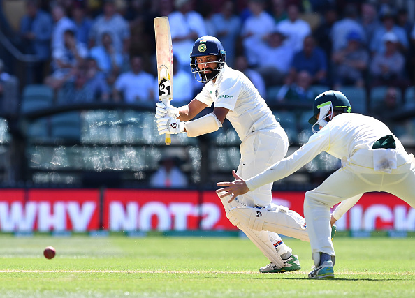 Cheteshwar Pujara | GETTY