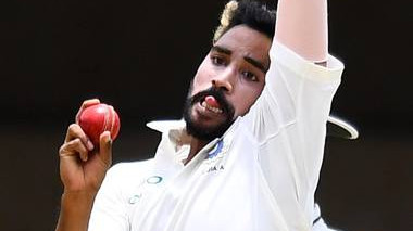 IND v WI 2018: Mohammed Siraj calls Team India Test call up the biggest day of his career