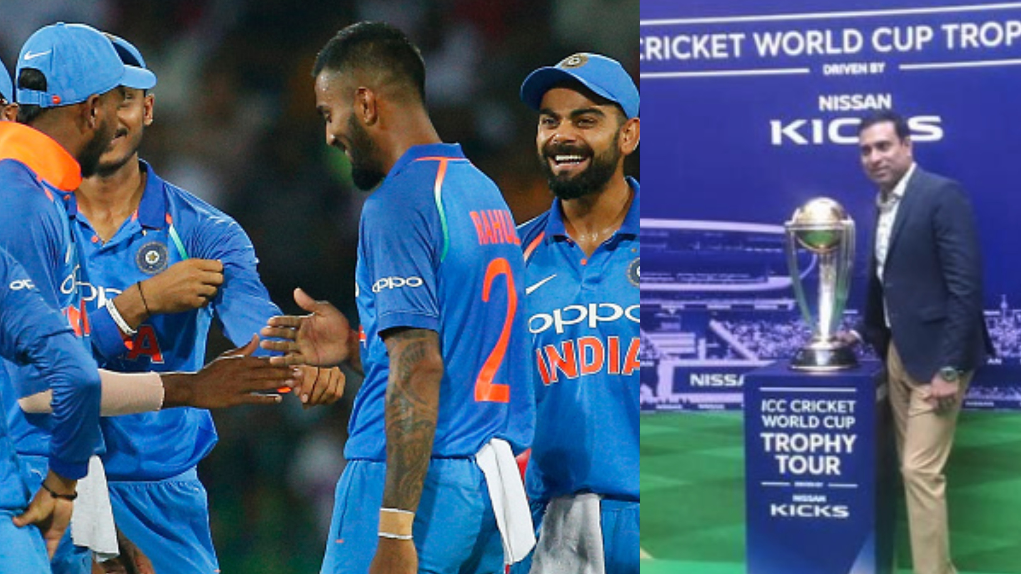 CWC 2019: VVS Laxman feels India have almost found their 2019 World Cup winning combination