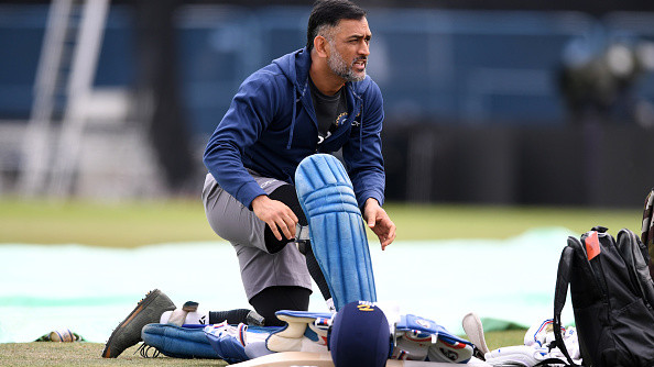 Jharkhand coach reveals why MS Dhoni skips domestic competitions