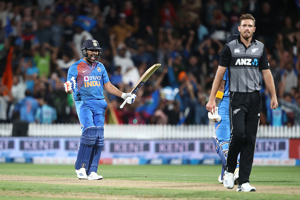 India and New Zealand recently played two Super Overs in T20Is | Getty