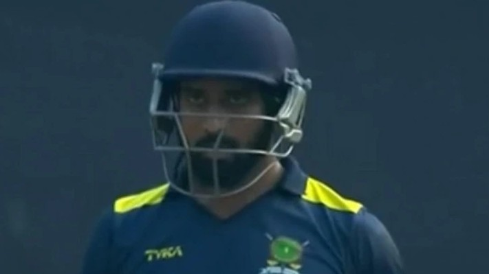 Meghalaya's Abhay Negi slams 14-ball fifty against Mizoram; makes new Mushtaq Ali T20 record