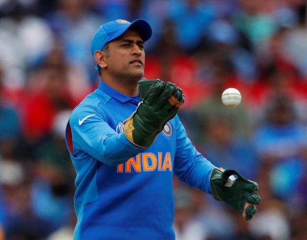 MS Dhoni was named keeper of the combined XI