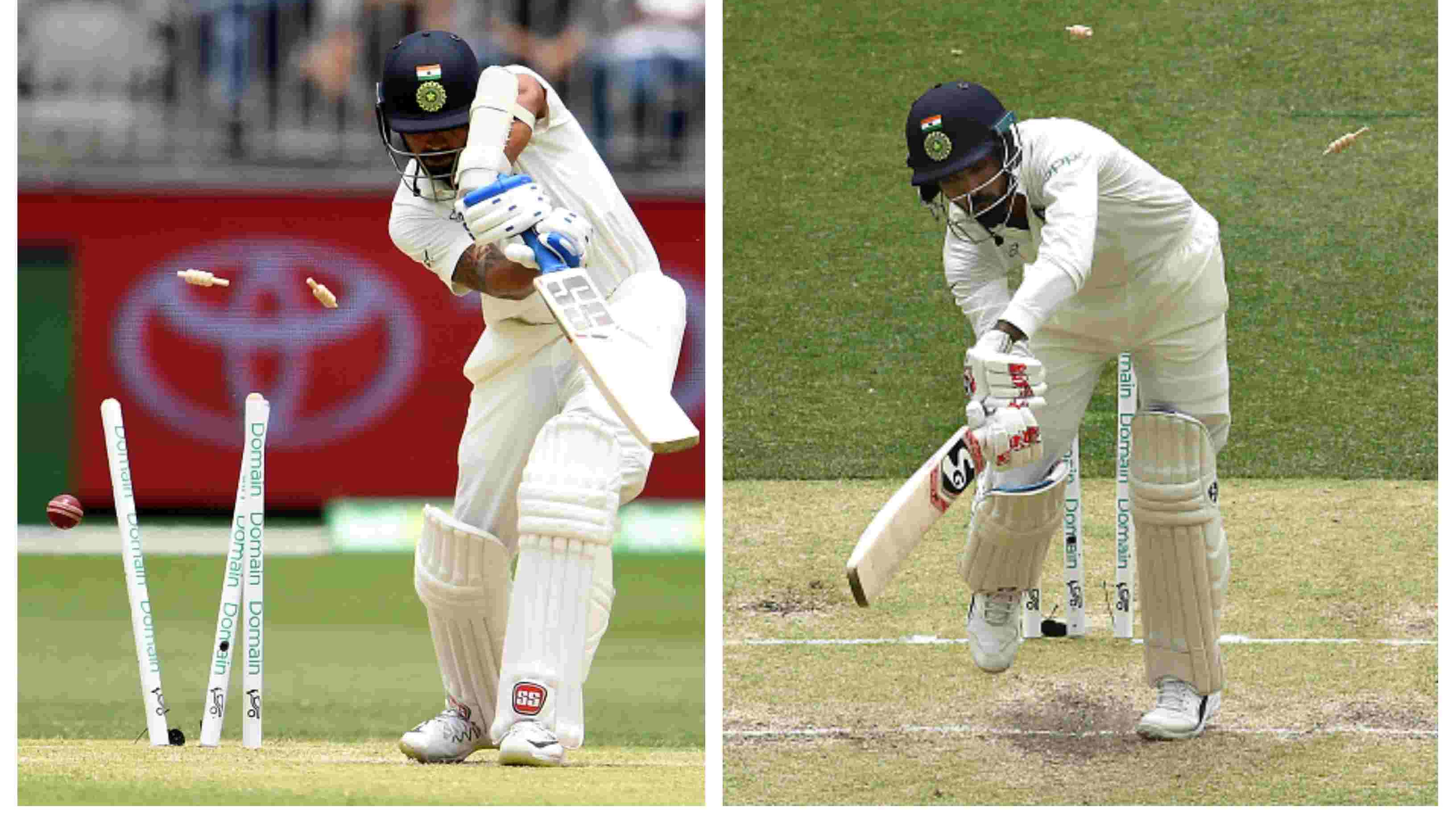AUS v IND 2018-19: Indian fans brutally trolled Vijay and Rahul for their miserable performance in Perth Test