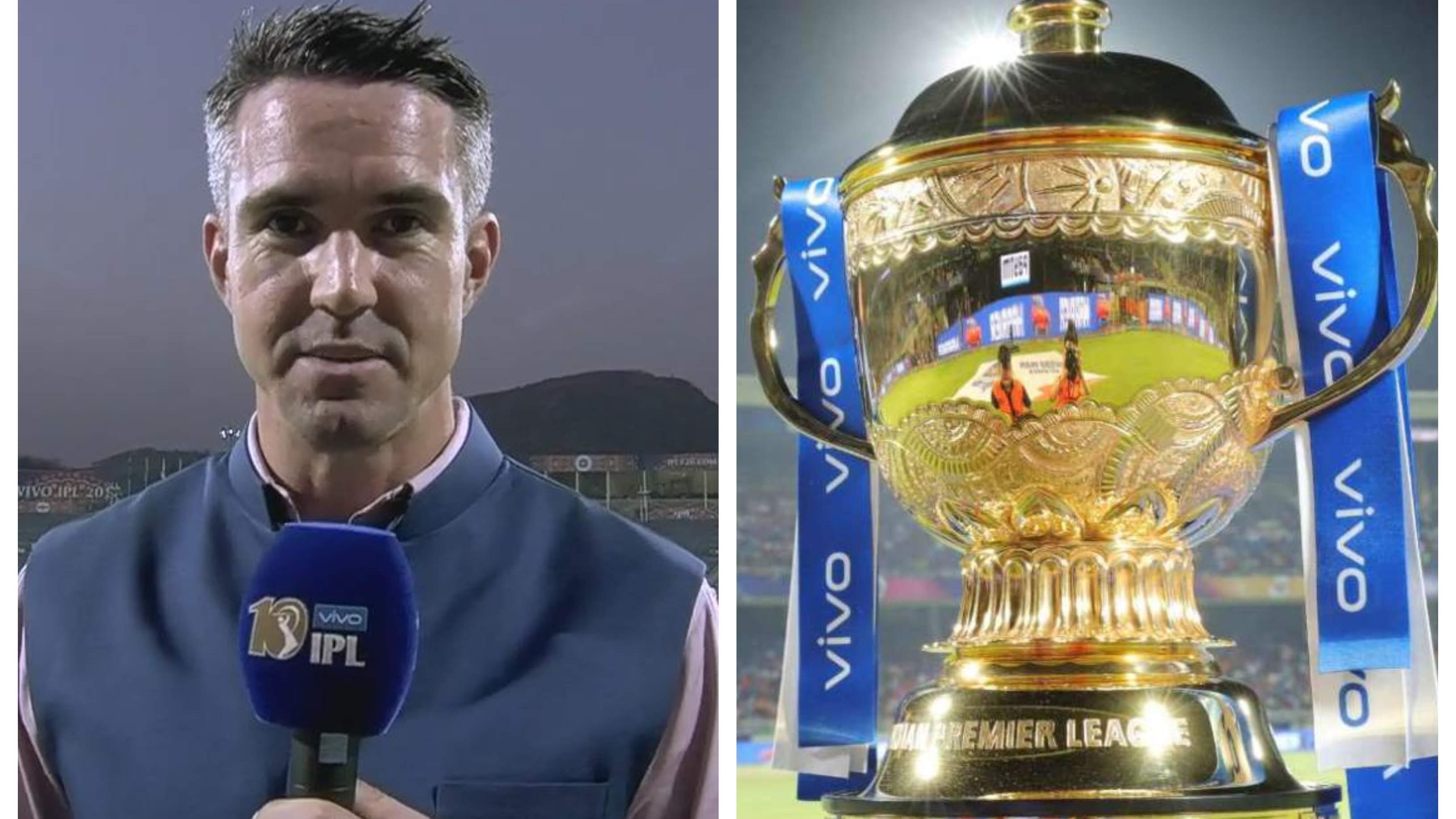 """IPL 2020: Kevin Pietersen suggests """"condensed"""" version of IPL in three venues"""
