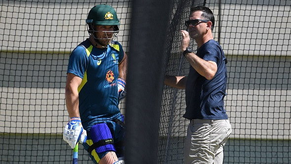 AUS v IND 2018-19: Ricky Ponting's advice worked for Aaron Finch