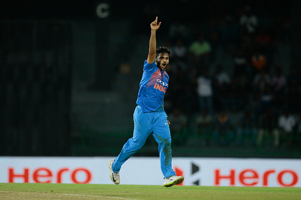 Shardul Thakur is likely to replace Khaleel Ahmed for the second T20I | Getty
