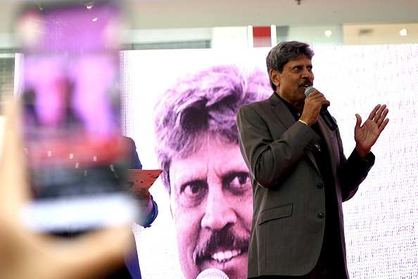 Kapil Dev | GETTY