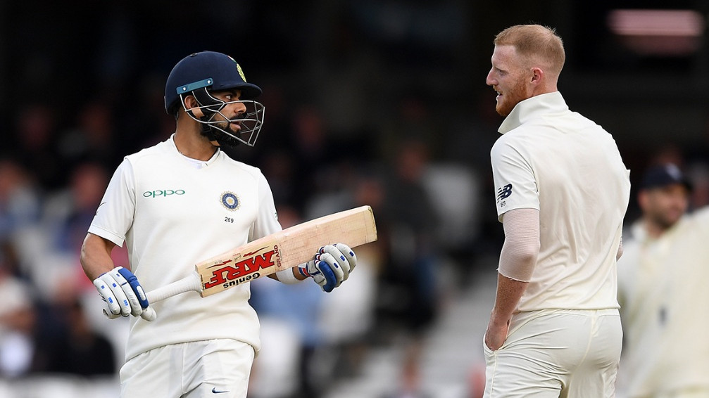 ENG v IND 2018: 5th Test, Day 2 – England end the day on top with bowlers reducing India to 174/6