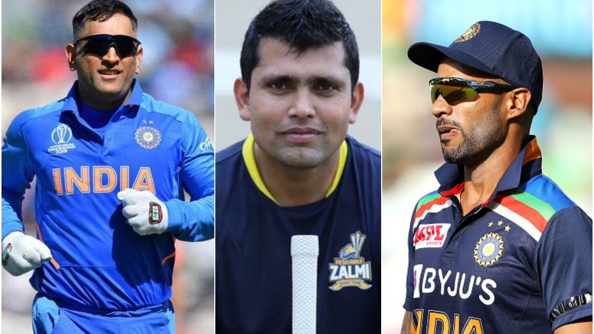 SL v IND 2021: Can see shades of MS Dhoni in Shikhar Dhawan's captaincy, opines Kamran Akmal