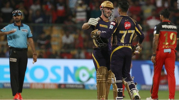 IPL 2018 : Match 29, RCB vs KKR - Statistical Highlights