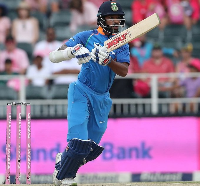 SA v IND 2018: Shikhar Dhawan's 13th ODI ton left Twitteratis in awe