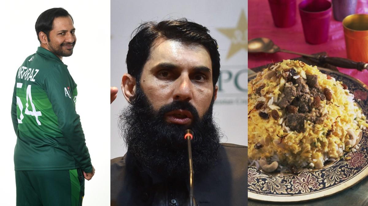 Twitterati in splits after Misbah-ul-Haq decides to scrap biryani from Pakistani players' menu