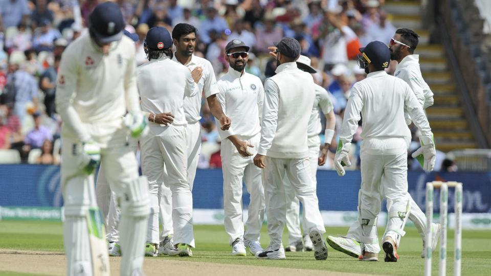 ENG vs IND 2018 : 1st Test, Day 1 - Statistical Highlights