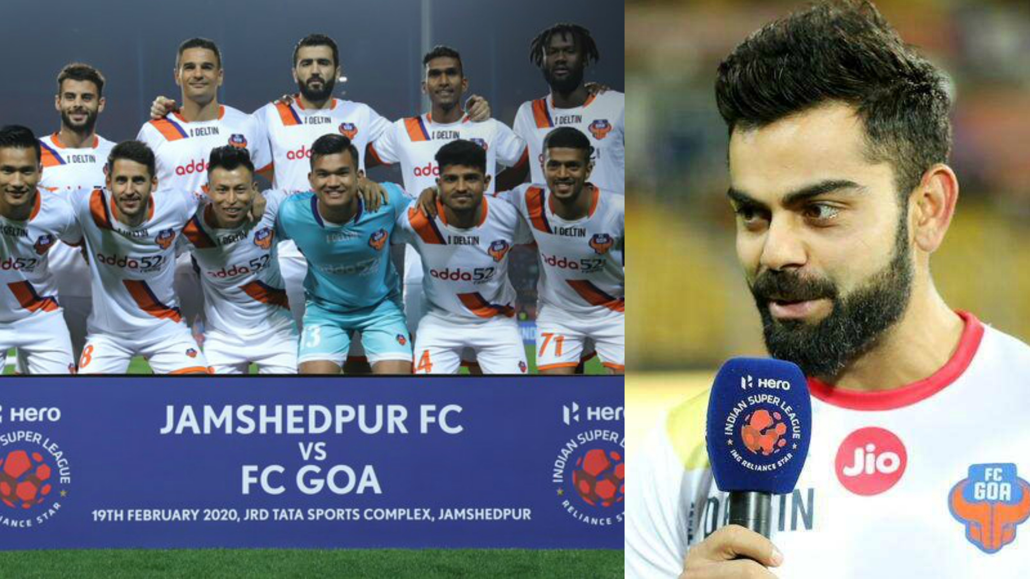 Owner Virat Kohli hails FC Goa for becoming first Indian club to qualify for AFC Champions League