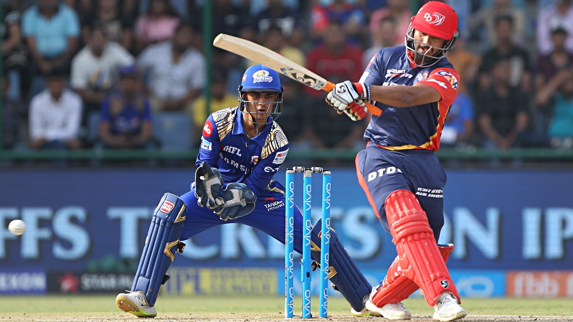 IPL 2018: Twitter reacts as Rishabh Pant's blazing 64 takes Delhi to 174 against MI