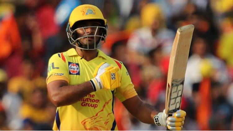 IPL 2018: Match 46, CSK vs SRH: Twitter reacts to Ambati Rayudu's 100 as he takes CSK home against SRH