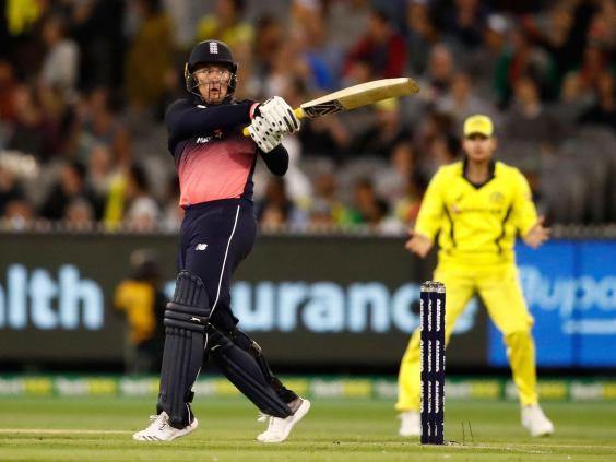 AUS vs ENG 2018: Jason Roy relieved to get some runs
