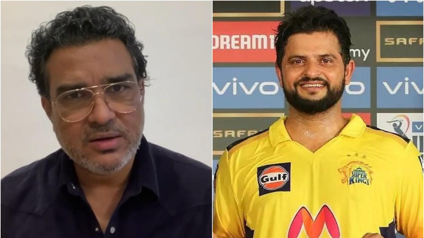 IPL 2021: WATCH - Sanjay Manjrekar suggests CSK to leave out Suresh Raina against KKR